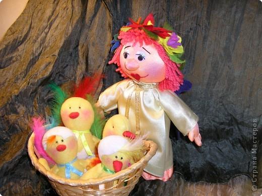 Кукла-грелка на самовар фото 24