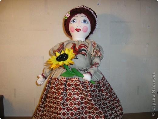 Кукла-грелка на самовар фото 29