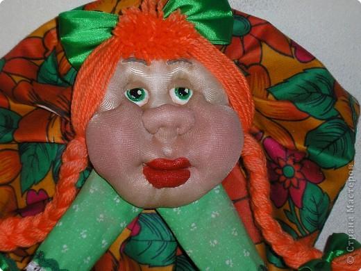 Кукла-грелка на самовар фото 33