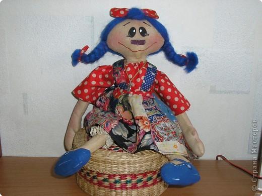 Кукла-грелка на самовар фото 32