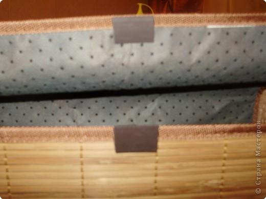За основу взяла бамбуковую салфетку. фото 6