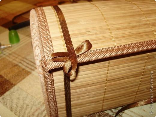 За основу взяла бамбуковую салфетку. фото 5