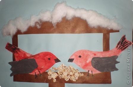 116Объемные голуби из бумаги своими руками схемы