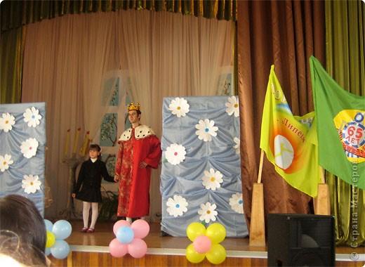 Декорация сцены своими руками на новый год