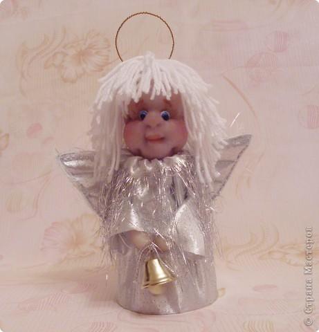 Шитьё: Ангелочки (по страницам пройденного материала) фото 3