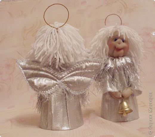 Шитьё: Ангелочки (по страницам пройденного материала) фото 2