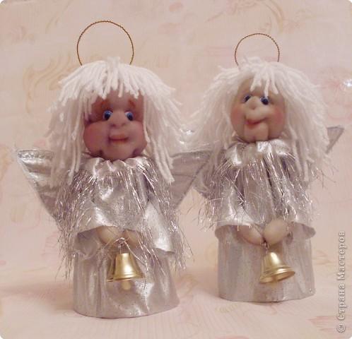 Шитьё: Ангелочки (по страницам пройденного материала) фото 1