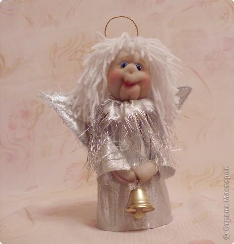 Шитьё: Ангелочки (по страницам пройденного материала) фото 4