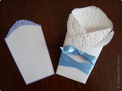 В интернете увидела  открытку. Автор РИНА г. Красноярск.   http://rina-card.blogspot.com/2010/06/blog-post.html    Мне очень понравилось и я сделала повторюшку. фото 3