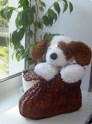 Плетение: Башмак фото 1
