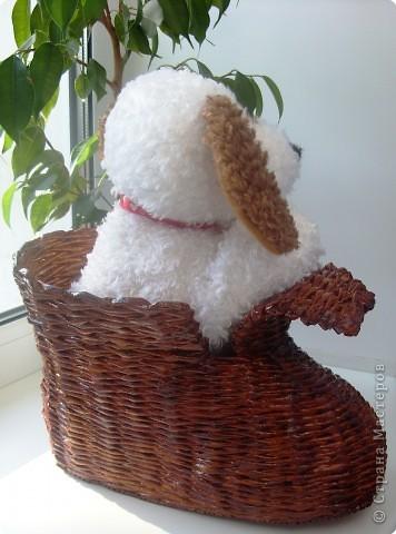 Плетение: Башмак фото 2