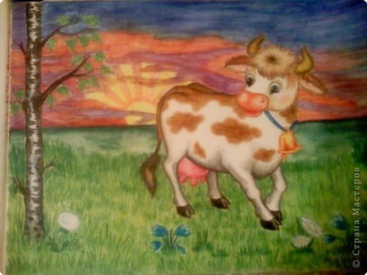 бычок, ну или коровка. фото 1