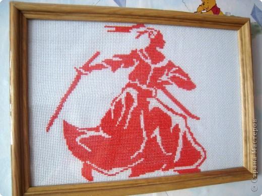 самурай фото 1
