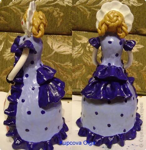 Дымковская кукла фото 23