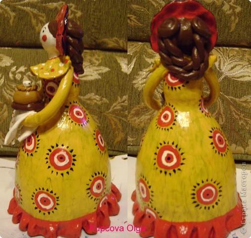 Дымковская кукла фото 21
