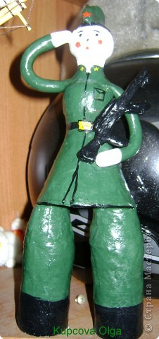 Дымковская кукла фото 27