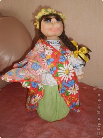 Шкатулка кукла своими руками фото