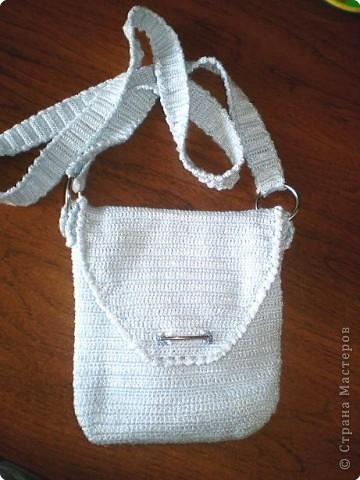 Как связать сумку спицами через плечо 174