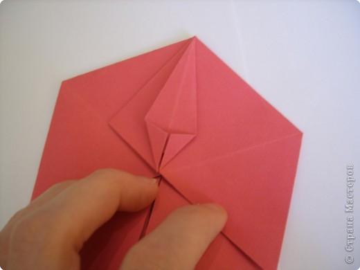 В последнее время заболела бумажными цветами. Вот такие пионы получились, легко делаются. фото 30