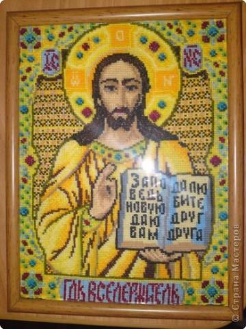 Оберег Вышивка крестом Иконы