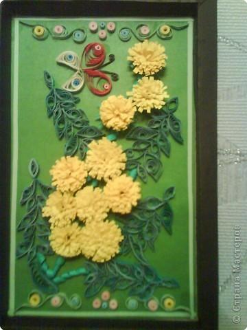 Эти цветочки задумывались, как герберы.  фото 3