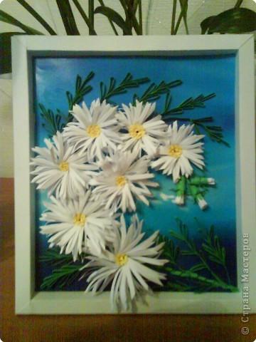 Эти цветочки задумывались, как герберы.  фото 4