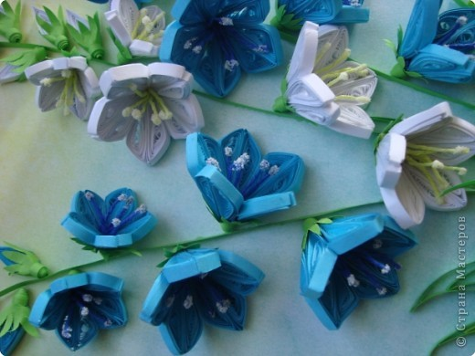 Мне приходят на ум строчки из песни, глядя на эту картину: Колокольчики мои цветики степные,  Что глядите на меня нежно-голубые...  фото 4