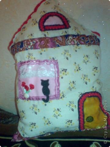 Подушка-игрушка фото 1