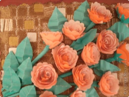 Эти цветочки задумывались, как герберы.  фото 6