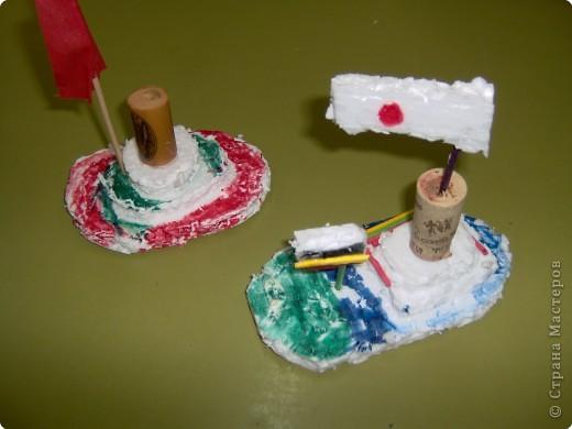 Кораблики к отплытию готовы! фото 1