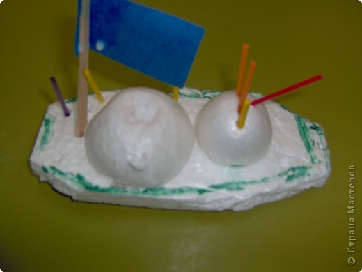 Кораблики к отплытию готовы! фото 13
