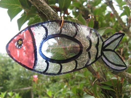 Мы благодарны всем мастерицам, которые привнесли в Страну идею поделок-бабочек  из пластиковых бутылок. Вот это наша живность :-). Это черепашка. фото 9