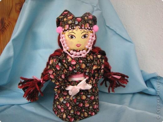 Кукла своими руками из ткани без шитья для кукол