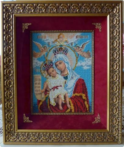 Оформлено с учетом православных канонов