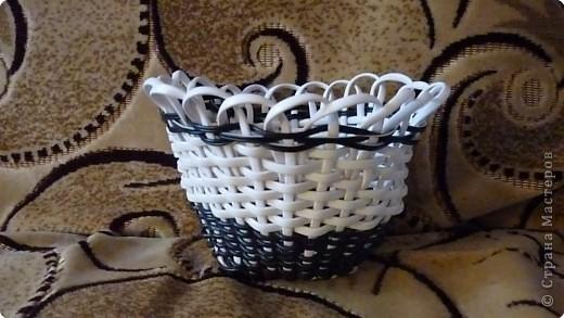 Плетение корзин из проволоки