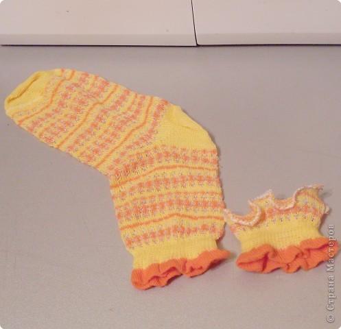 Вязание крючком: Апельсинка. фото 3