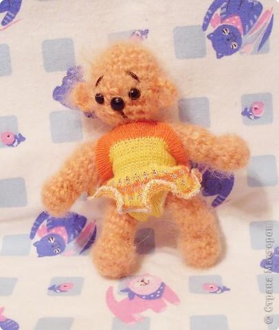 Вязание крючком: Апельсинка. фото 2