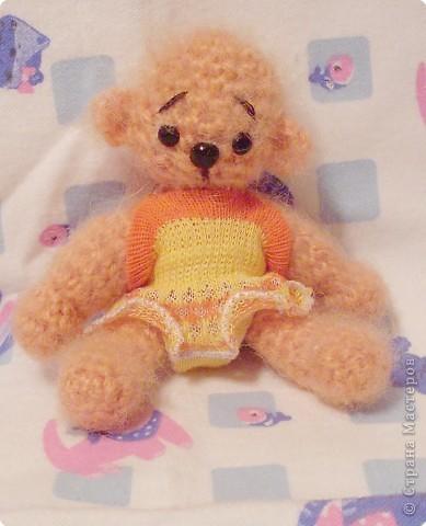 Вязание крючком: Апельсинка. фото 1