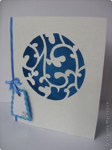 ажурные открытки: