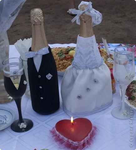 На свадебном столе фото 1