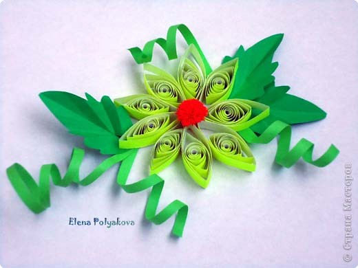 Насмотревшись на замечательные работы в технике квиллинга, решила тоже попробовать свои силы. Вот такие цветочки у меня получились (делала во время дневного сна сына). Бумага для оригами и цветная флюоресцентная. фото 2