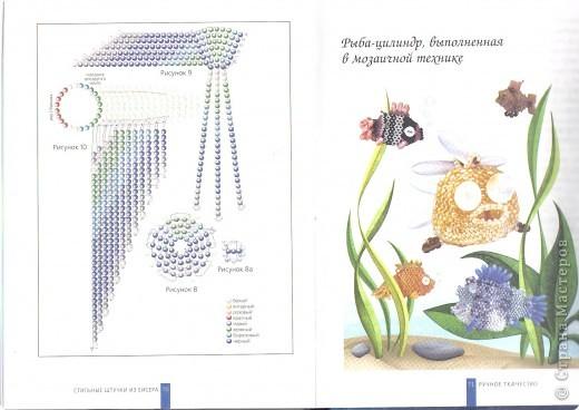 Схема колибри Бисер фото 5