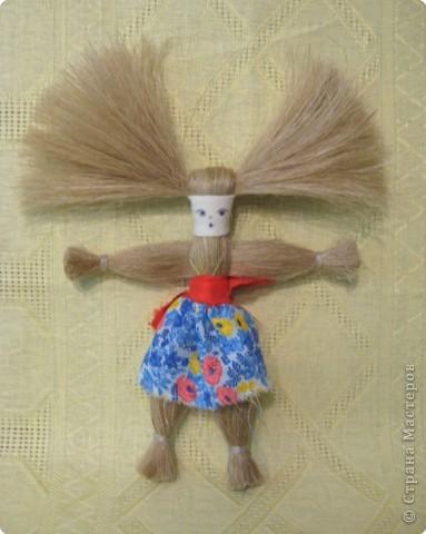 Калужская игровая кукла ( передала Тарасова Р.Я. )  фото 1