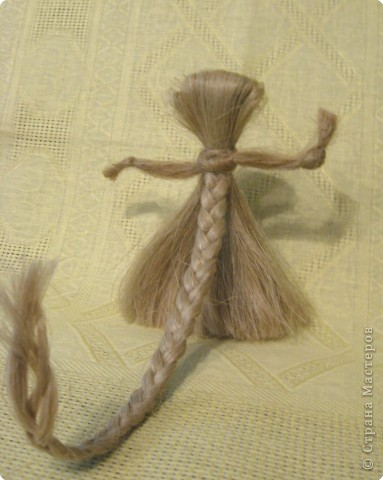 Калужская игровая кукла ( передала Тарасова Р.Я. )  фото 3