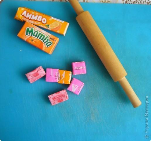 Вот, что нам нужно для украшения: жевательные конфеты мамба или лимбо фото 1