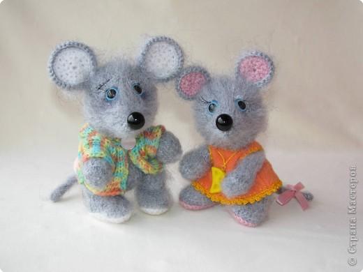 Маленькие мышата | Страна Мастеров