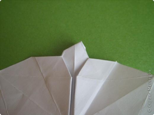Мастер-класс Оригами Орхидея МК Бумага фото 35