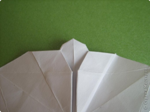 Мастер-класс Оригами Орхидея МК Бумага фото 36