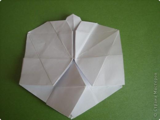 Мастер-класс Оригами Орхидея МК Бумага фото 37