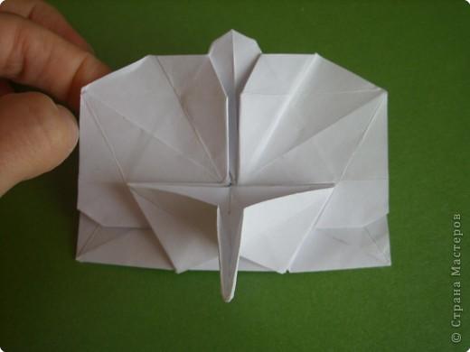 Мастер-класс Оригами Орхидея МК Бумага фото 57